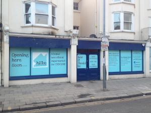 Unit 1, 20-21 York Place, Brighton BN1 4GU.